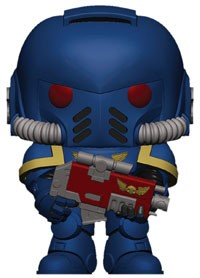 Warhammer 40K- Ultramarines Intercessor