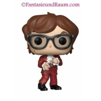 Austin Powers Red