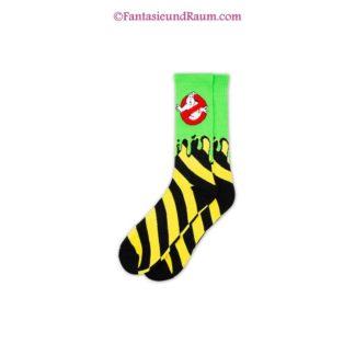 Ghostbusters Socken Logo