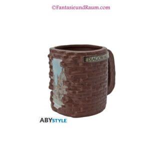 HARRY POTTER 3D Mug Diagon Alley