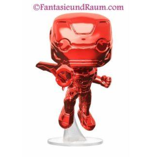 Iron Man Red Chrome