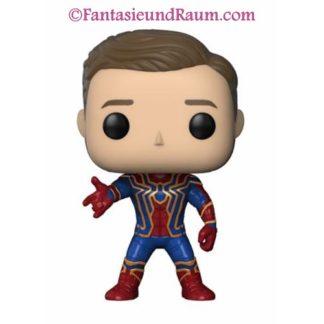 Iron Spider Unmasked