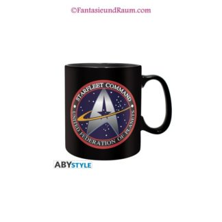 STAR TREK Mug Starfleet command King size