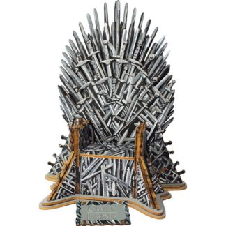 3DPuzzle Iron Throne