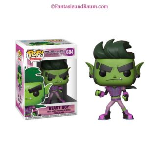 The Night Begins To Shine - Beast Boy