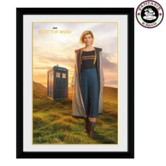 Doctor Who 13th Doctor Bild