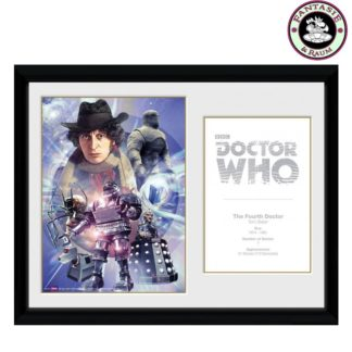Doctor Who 4th Doctor Bild