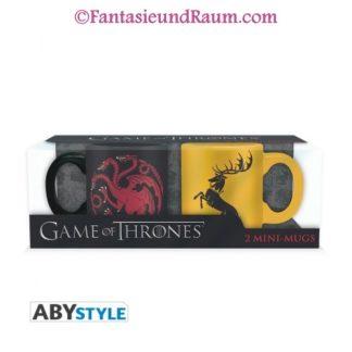 Espresso Targaryen & Baratheon