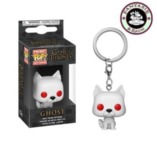 Pop! Keychain: Game of Thrones - Ghost