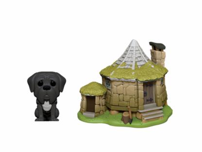 POP Town: Harry Potter - Hagrid's Hütte mit Fang