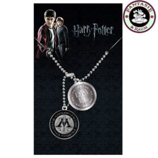 Ministry of Magic Pendant, Dog Tag (Erkennungsmarken)