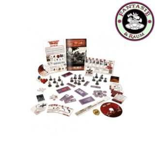 The Walking Dead: All Out War Miniatures Game - Core Set