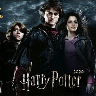 Harry Potter Broschurkalender XL