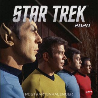 Star Trek Postkartenkalender