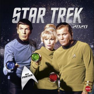 Star Trek Broschurkalender