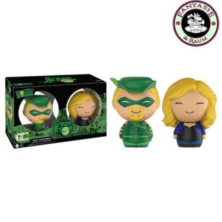 2er-Pack Green Arrow & Canary ECCC 2017