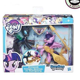 My Little Pony Guardians of Harmony – Twilight vs Changeling