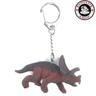 Schlüsselanhänger Triceratops
