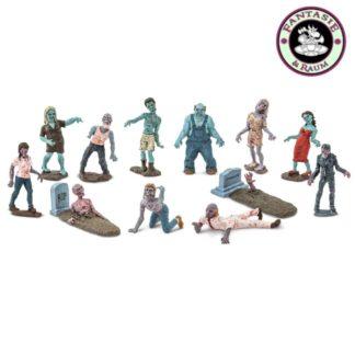 Zombies - Super Röhre ( 12 Figuren)