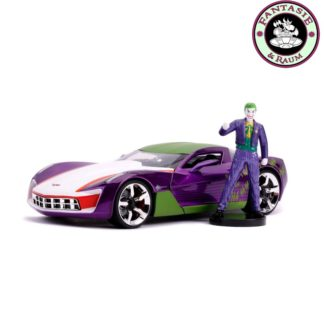 Chevy Corvette Stingray mit Joker Figur