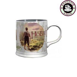 Der Hobbit Relief-Keramiktasse Bilbo
