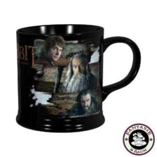 Der Hobbit Relief-Keramiktasse Gollum