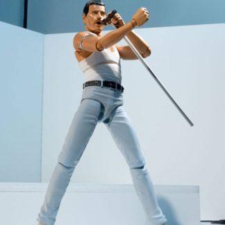 Freddie Mercury S.H. Figuarts Actionfigur Live Aid