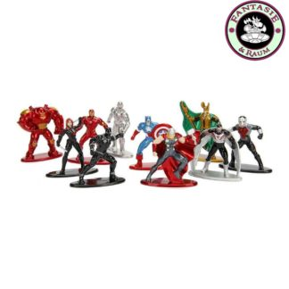Marvel Comics Nano Metalfigs Diecast Minifiguren