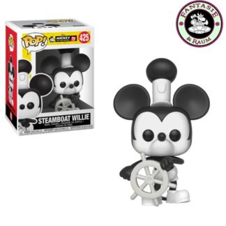 Micky Maus 90th Anniversary - Steamboat Willie