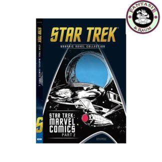 Star Trek Graphic Novel Collection Vol 19_Star Trek Marvel Part 2 englisch