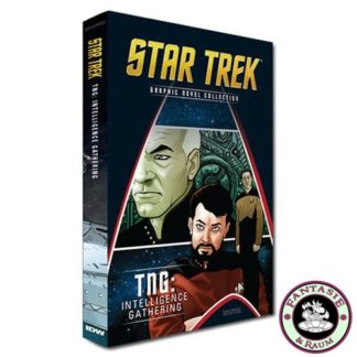 Star Trek Graphic Novel Collection Vol. 11_TNG Intelligence Gathering