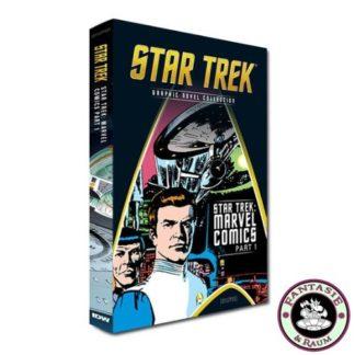 Star Trek Graphic Novel Collection Vol. 13_Star Trek Marvel Part 1 englisch