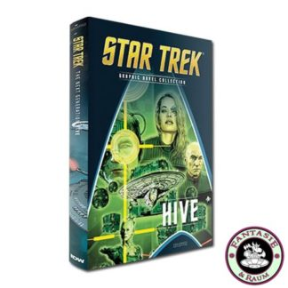 Star Trek Graphic Novel Collection Vol. 3_TNG Hive englisch