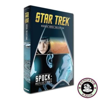 Star Trek Graphic Novel Collection Vol. 4_ Spock Reflections englisch