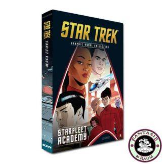 Star Trek Graphic Novel Collection Vol. 8_Starfleet Academy