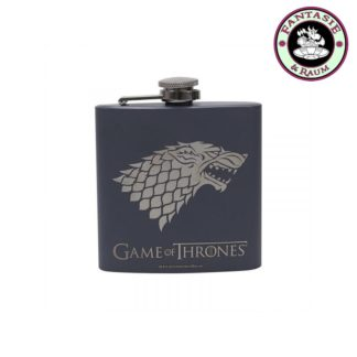 Game of Thrones Flachmann Winter is Coming