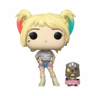 POP Heroes: Birds of Prey- Harley Quinn with Beaver