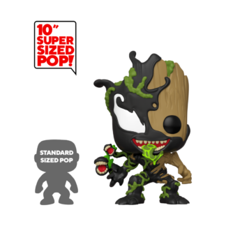 Super Sized Groot Venomized