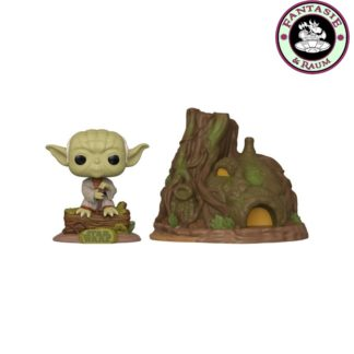 Star Wars - Yoda's Hut