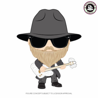 ZZ Top - Dusty Hill