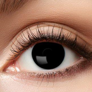 Kontaktlinsen Black Witch