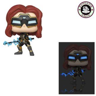 Black Widow (Stark Tech Suit)