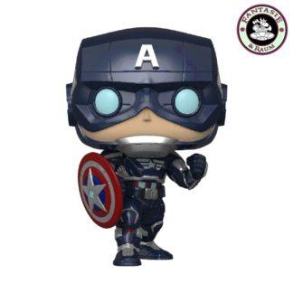 Captain America (Stark Tech Suit)