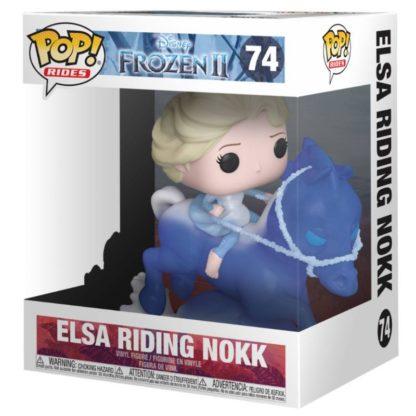 Elsa Riding Nokk