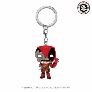 Keychain Marvel Zombies - Deadpool