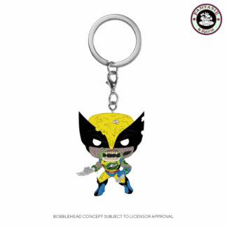 Keychain Marvel Zombies - Wolverine