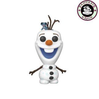 Olaf with Bruni
