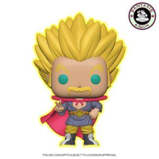 Super Saiyan Hercule (Glow)