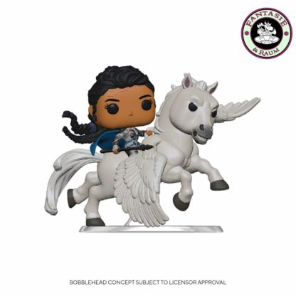 Valkyrie on Horse