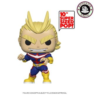 super Sized All Might